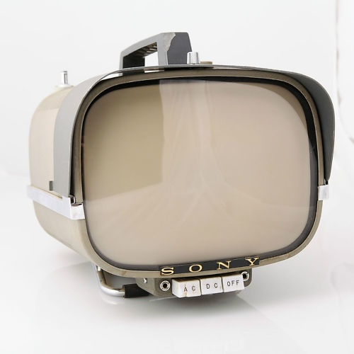 Téloches.... Vintage televisions - 1940s 1950s and 1960s ...  |1960s Portable Televisions