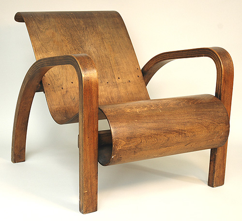 Chaises design modernist googie chairs page 2 Wooden furniture canada