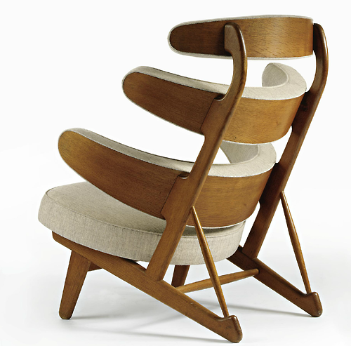 Unique Chair: Modernist & Googie Chairs