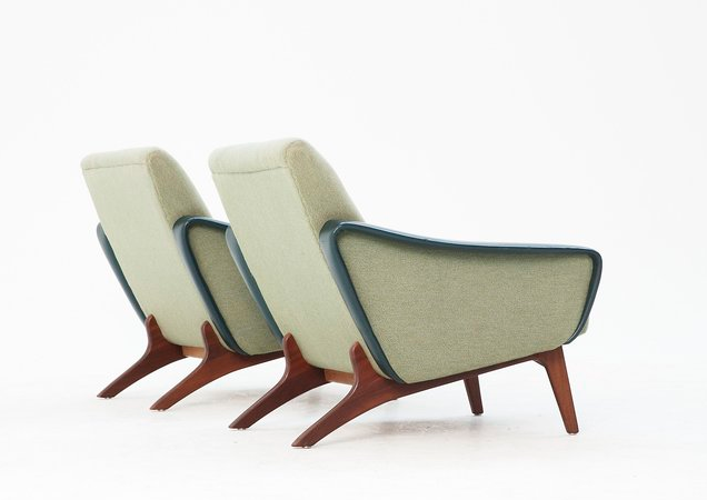 Chaises Design Modernist Googie Chairs Page 2