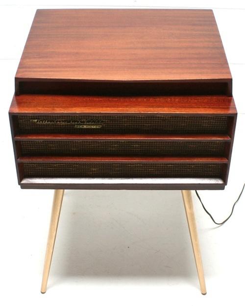 1950 39 s 1960 39 s tourne disques pick up phonograph. Black Bedroom Furniture Sets. Home Design Ideas