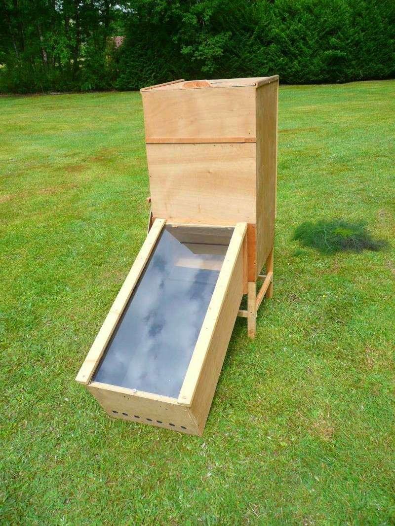 S choir solaire ou deshydrateur solaire - Utilisation de la sciure de bois au jardin ...