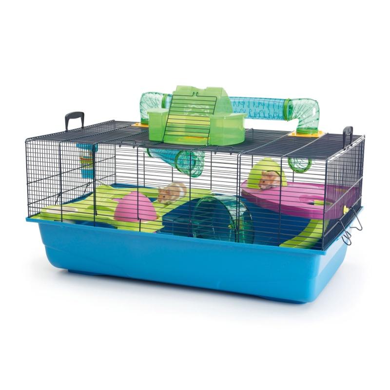 cage hamster heaven de savic. Black Bedroom Furniture Sets. Home Design Ideas