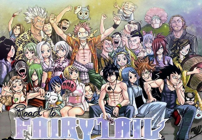 [MFT] Scan Fairy Tail 345