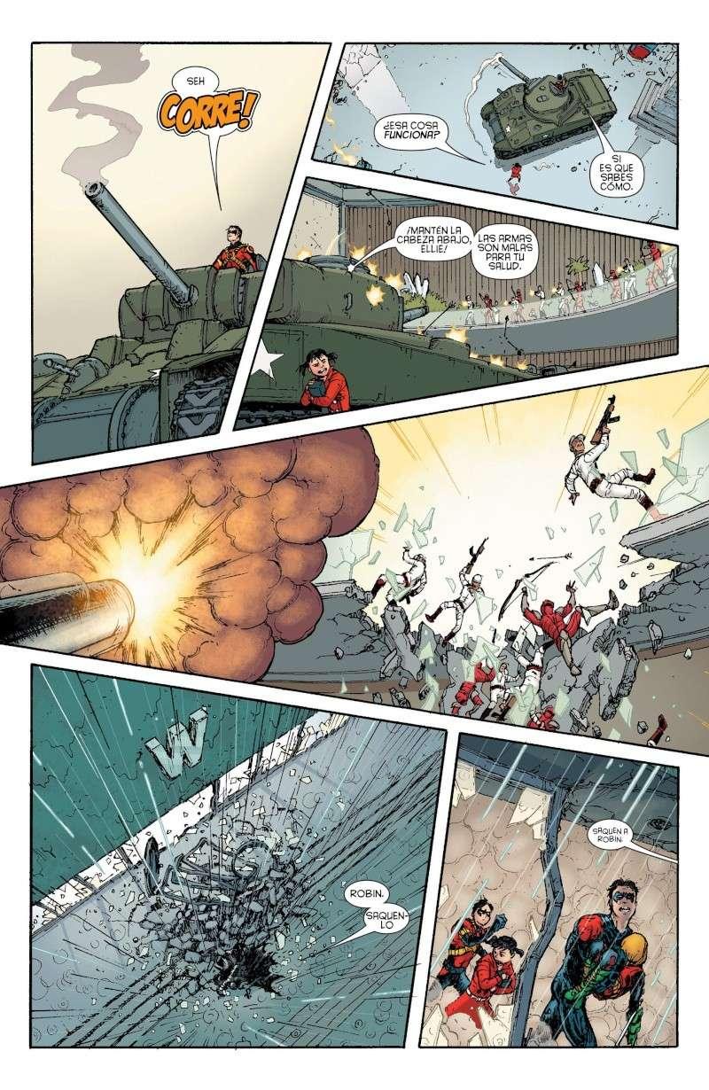 --REQUIEM-- Funeral de Damian Wayne: Batman Inc. #9