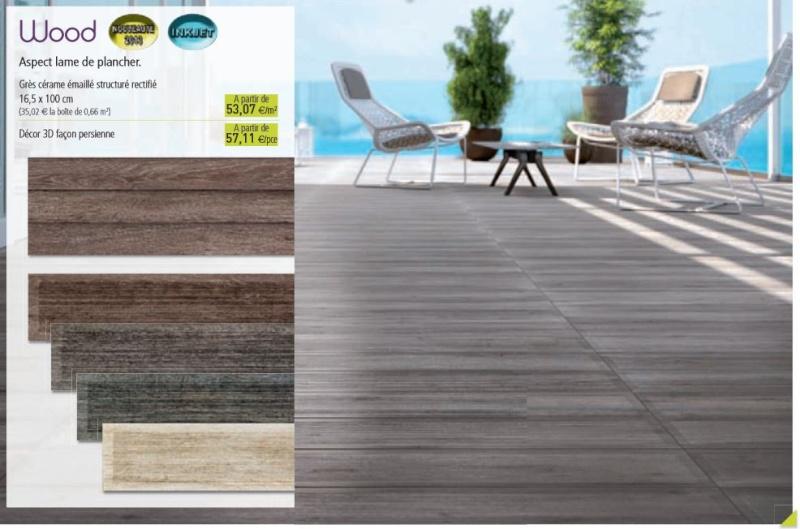 Enduit effet beton carrelage champigny sur marne for Carrelage exterieur imitation lame de bois