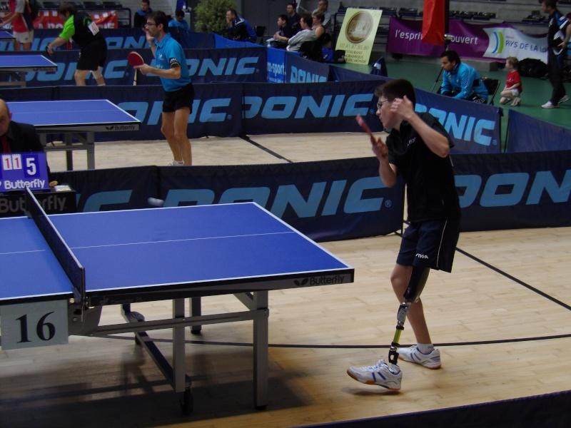 Championnats de france handisport angers - Tennis de table com forum ...