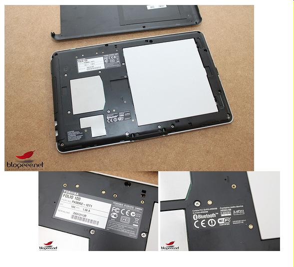 demontage tablettes ipad archos irobot entretien reparation. Black Bedroom Furniture Sets. Home Design Ideas