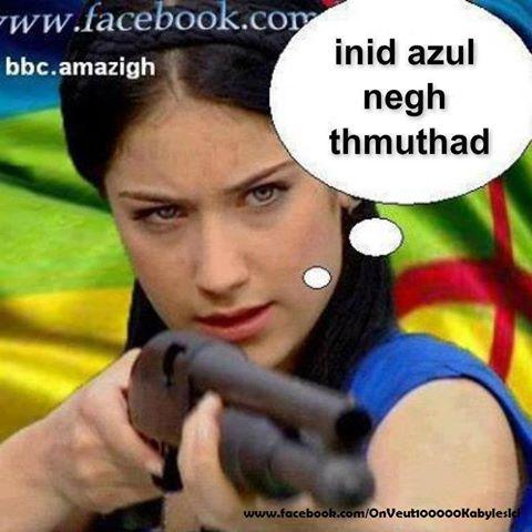 blague kabyle