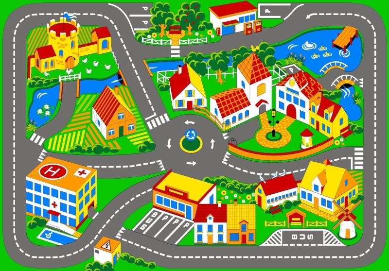 Alfombras - Alfombras infantiles para jugar ...