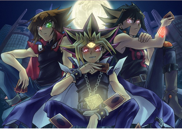 Duelists of Eternity Duel Academy