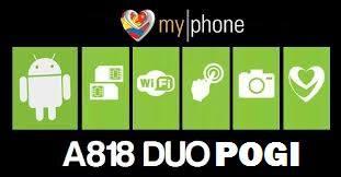 My|Phone A818 Duo (Pogi)